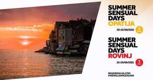 Cover Summer Sensual Days Opatija