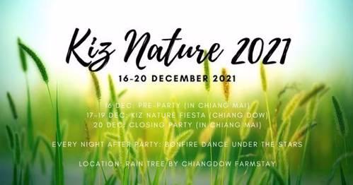 Cover Kiz Nature 2021