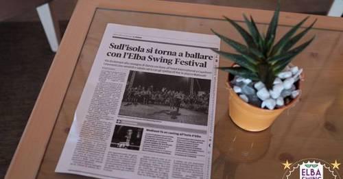 Cover Elba Swing Fest 2022